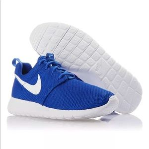 501714993c49 ... spain nike shoes nike roshe one womens running shoes blue d8518 1710c  ...